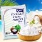 印尼�M口kara佳�芬��{粉50g 速溶椰汁烘焙西米露椰奶�鲆�子粉